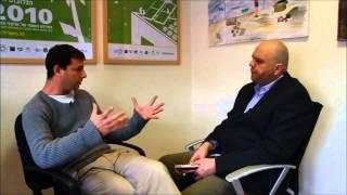 """בועז פמסון בריאיון עם גלעד אופנהיימר מנכ""""ל אינטוויזן"""