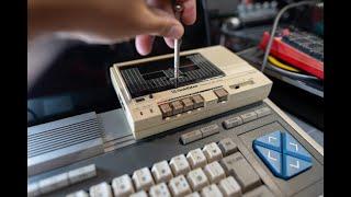MSX Cassette Data Loading from…