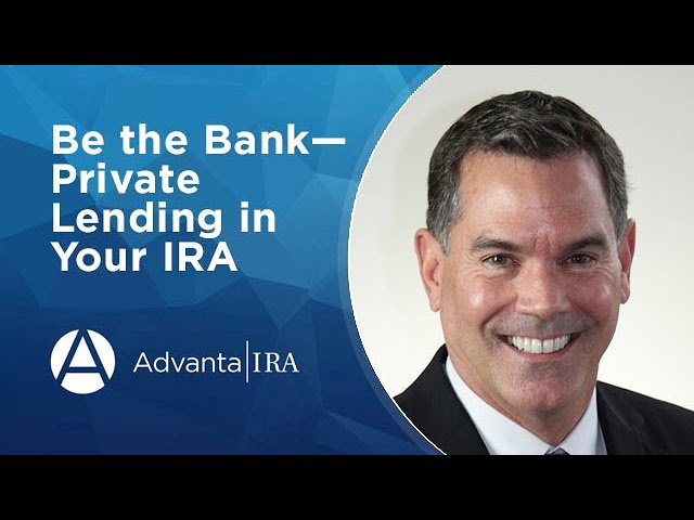 Learn How to Lend Money from Your IRA