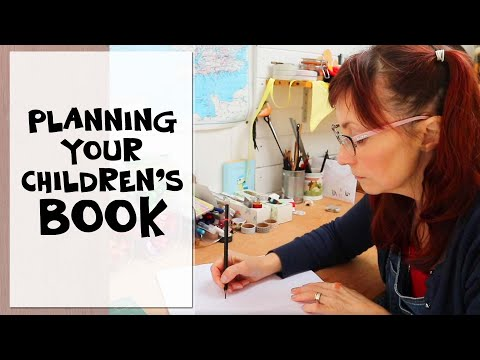 PLANNING YOUR CHILDREN'S BOOK | get it right first time