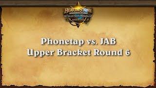 Phonetap vs. JAB - Game 8 - North American Qualifier Tournament