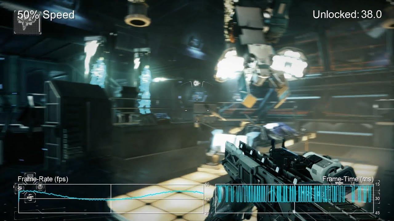 Do higher frame-rates always mean better gameplay? • Eurogamer net