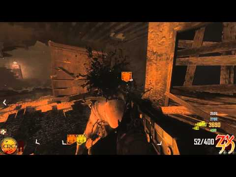 Black Ops 2 Zombies ''TOWN'' Grief Gamemode Team CDC Vs CIA