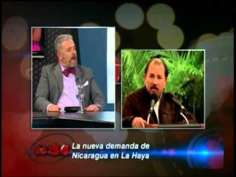 Nueva demanda de Nicaragua