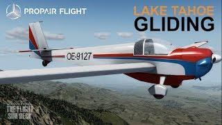 Prepar3D v4 | A Motor Glider? | Propair Flight Falke SF-25 C