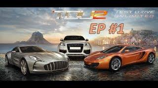 Test Drive Unlimited 2 - Episode 1 - A Fresh Start!