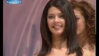 Miss Albania 2004 (Vera Grabocka Production)