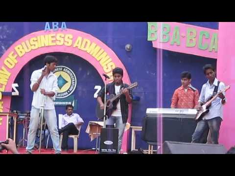 ABA College Annual Function 2013 Perform By College Student's