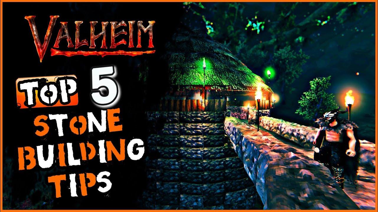 Download Valheim Top 5 Stone Building Tips ( Build Better Valheim Castles )