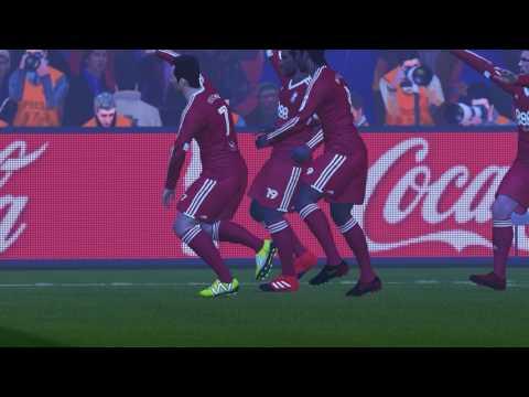 Pro Evolution Soccer 2017 | Gameplay | High Graphic | Birm vs Blackburn