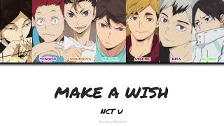 Download lagu How the Haikyuu Characters sing Make a wish by NCT U (English Version)