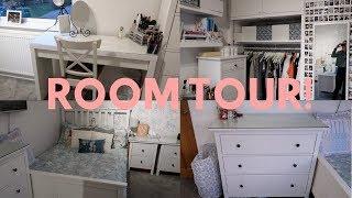 MY ROOM TOUR 2018 | Talitia Hill