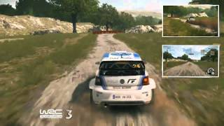 WRC 3 - Philips Rally of Argentina Gameplay