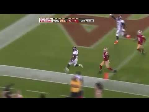Juwan Thompson, Touchdown! Broncos vs 49ers Highlights.