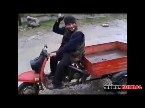 Acidentes de carros na Russia