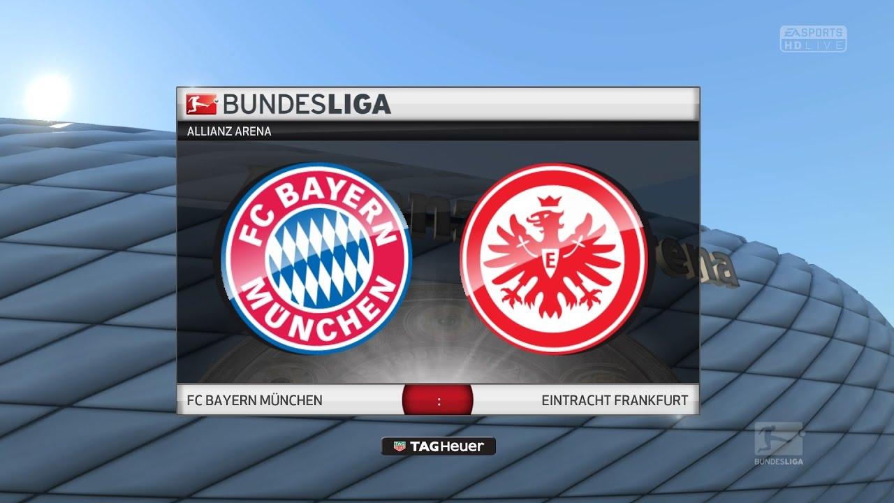 Bundesliga Hinrunde 16 17
