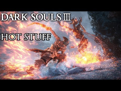 MrIwont4get Streams Dark Souls 3: Hot Stuff - 4