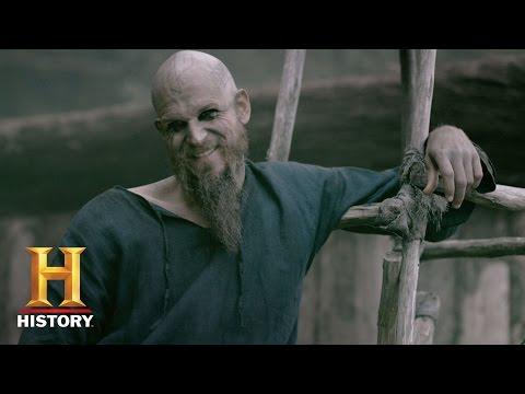 Vikings: Season 4 Character CatchUp  Floki Gustaf Skarsgård  History