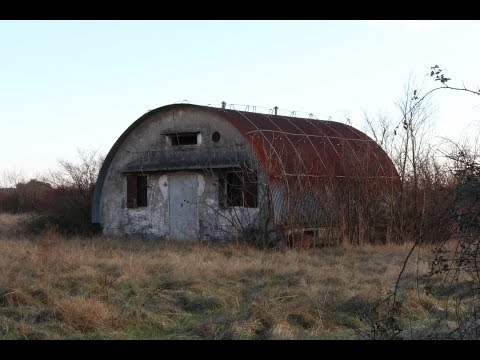Exploring some Abandoned Military Powder Bunkers - FAIL