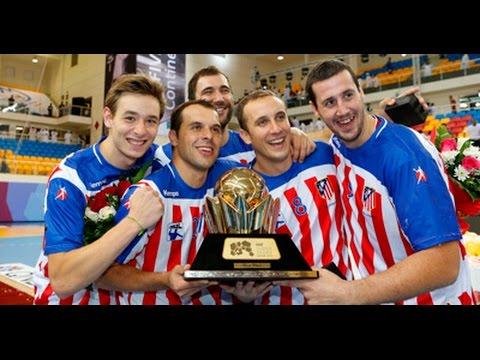 2012/13.- BM Atlético Madrid 28 Vs. THW Kiel 23 (Super Globe - Final)
