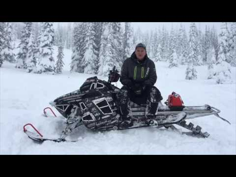 Justin Evans North Americas Top Snowmobiler