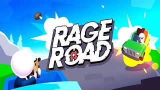 Rage Road Gameplay Walkthrough Full Game (Levle 10)