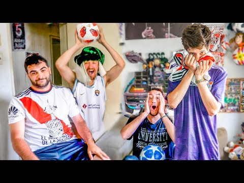 River 2 (4) Al Ain 2 (5)   Mundial de Clubes 2018   Reacciones de Amigos