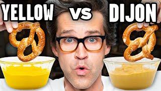 Weird Mustard Taste Test