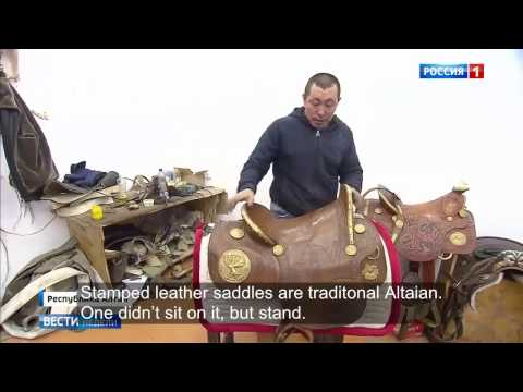The Republic Altai in Vesti nedeli 26.02.17 (Russia 1) with English subtitles