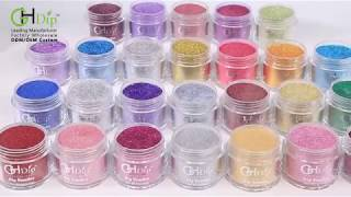Glitter Nail Fast Drying Dip Powder