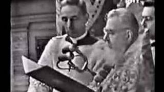 Papal Coronation 24 -The Coronation itself 1