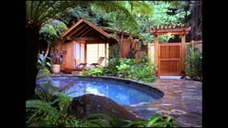 видео Бассейн из ванны на даче любой формы
