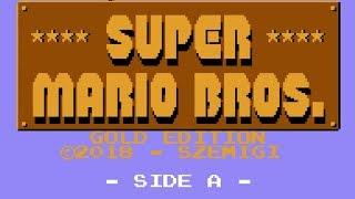 Super Mario Bros. Gold Edition (Side A) • Super Mario Bros. ROM Hack