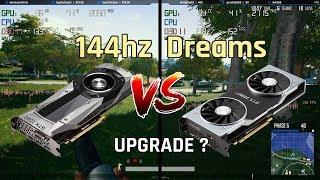 RTX 2080 Ti vs GTX 1080: PUBG Competitive Settings 1440p / 1080p - Worth the Upgrade?
