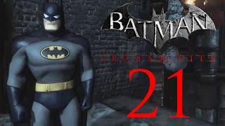 BEST. BATMAN SKIN. EVER. Zaranyzerak Plays Batman: Arkham City (PC) - Part 21