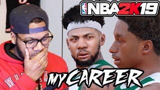 NBA 2k19 MyCAREER: EVERYTHING 2K NEEDS TO MAKE MyCAREER 2k19 INCREDIBLE!