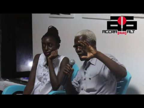 [HD] New Insights from Ayi Kwei Armah & Ayesha Harruna Attah @ the ACCRA[dot]ALT Space Station!