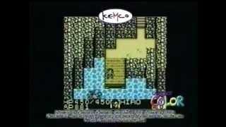 Daikatana Game Boy Promo