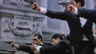 Crying Freeman -Yakuza boss, the assassination scene