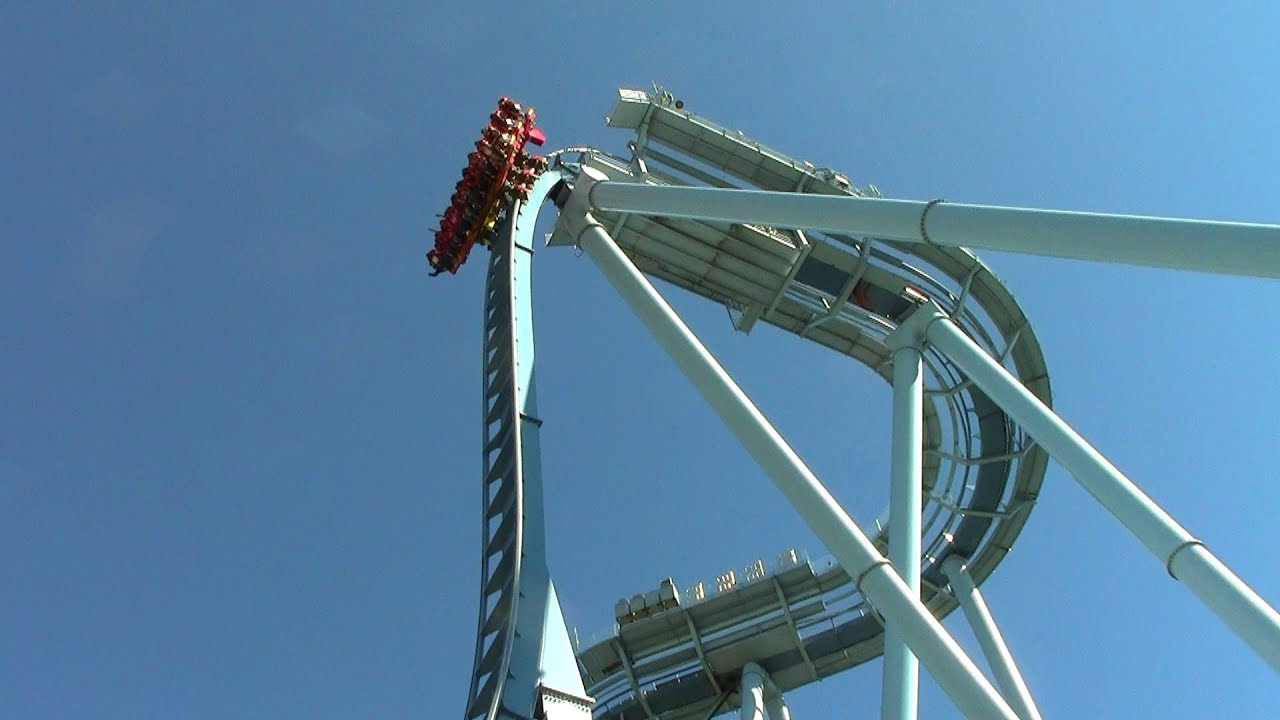 Griffon Off Ride Hd Busch Gardens Williamsburg Youtube