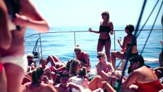 Marbella 2015 - Stag Party Cat Cruise