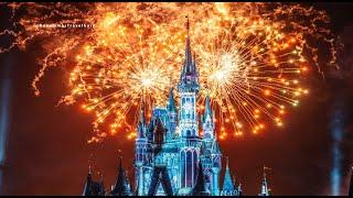 Tüm dünyada yılbaşı havai fişekleri kutlama ışığı gösterisi
