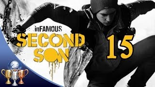 inFAMOUS: Second Son Walkthrough - The Return (Catch Hank) [PART 15]
