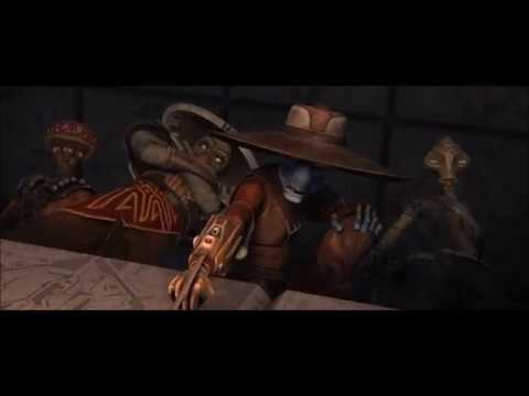 Cad Bane Is A Cool Condottiere