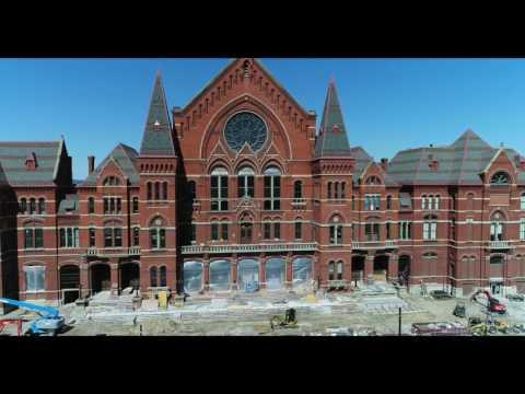 Cincinnati Music Hall and DTN High!