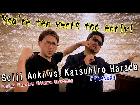 """Harada says """"You're 10 years late!"""" (EN Sub)"""