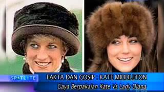 On The Spot Trans 7  7 Fakta dan Gosip Kate Middleton