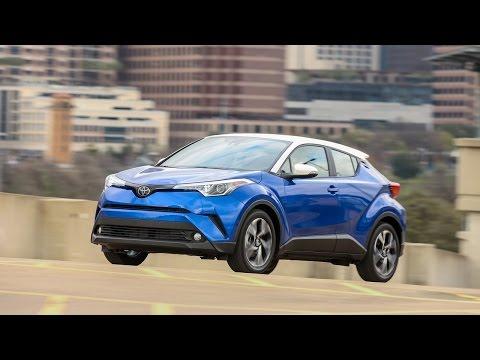 Wow Toyota C HR US 2018