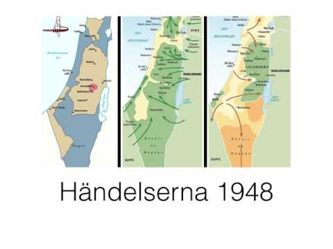 V3 - Israel Palestina Konflikten
