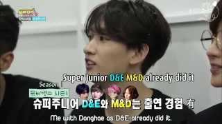 [JHH][Engsub] Music Bank Star Dust with Super Junior